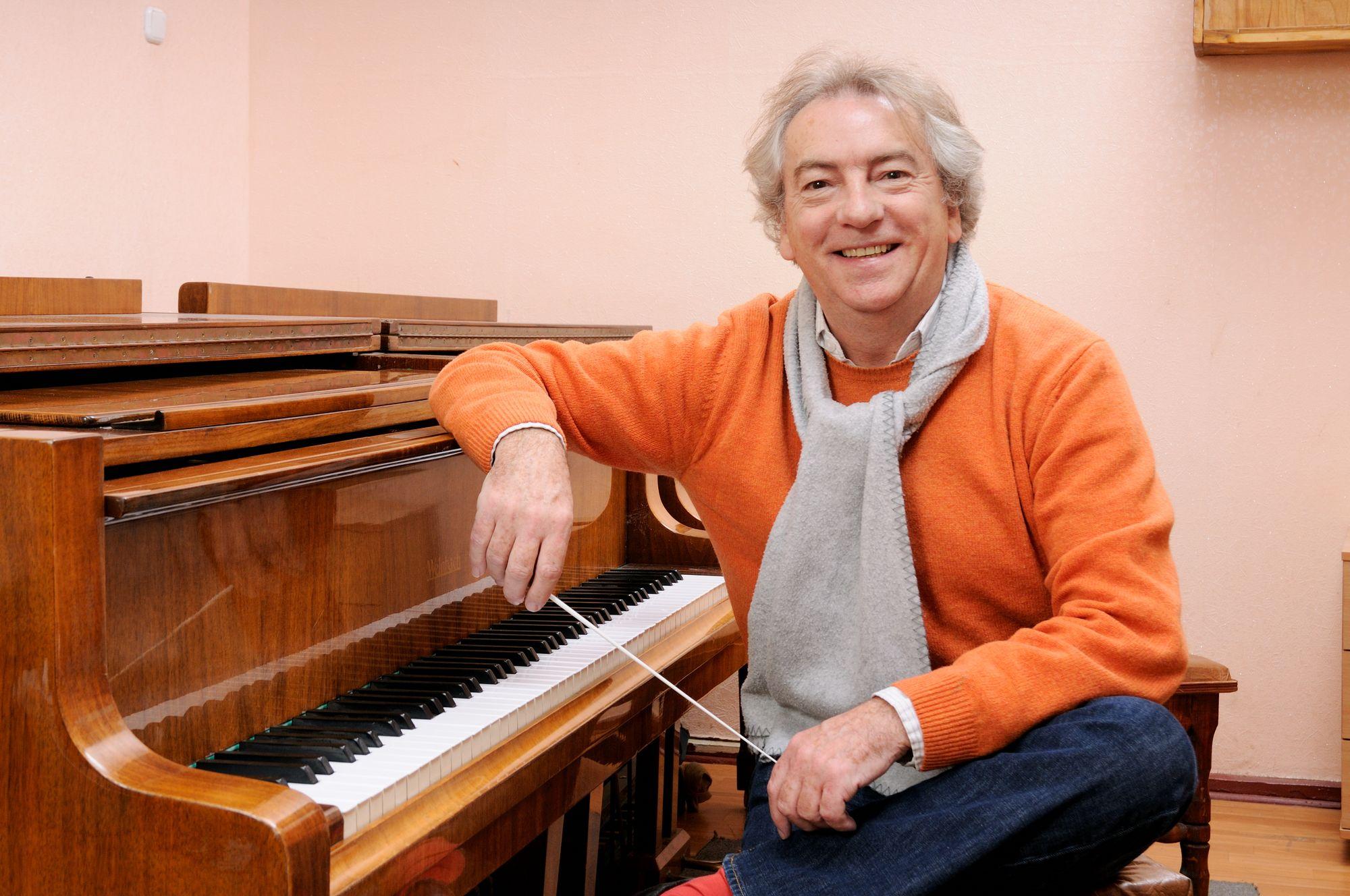 Профессор Брюссельской королевской консерватории возглавит жюри музыкального конкурса в Череповце