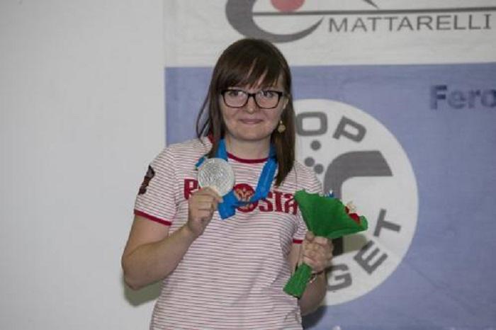 Вологжанка Екатерина Коршунова вошла в состав сборной России на первых Европейских играх