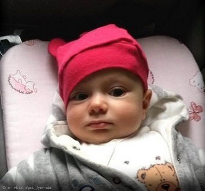 Похищенного в Череповце младенца до сих пор не нашли