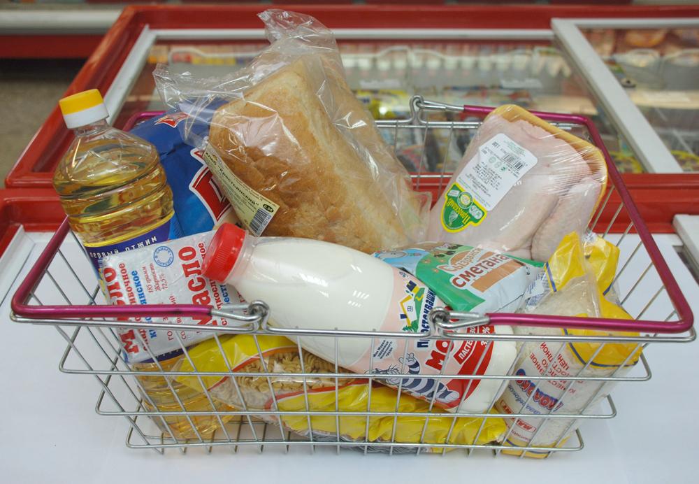 """В Вологодской области """"заморозили"""" цены на 25 продуктов"""