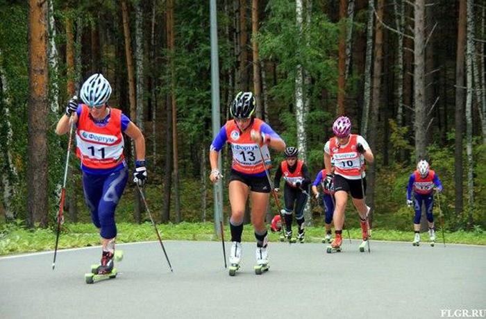 Вологжанка вошла в пятерку лучших лыжниц России