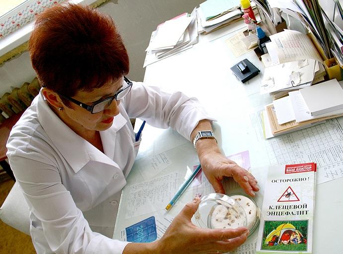 39 жителей Вологодской области заболели клещевым энцефалитом с начала сезона