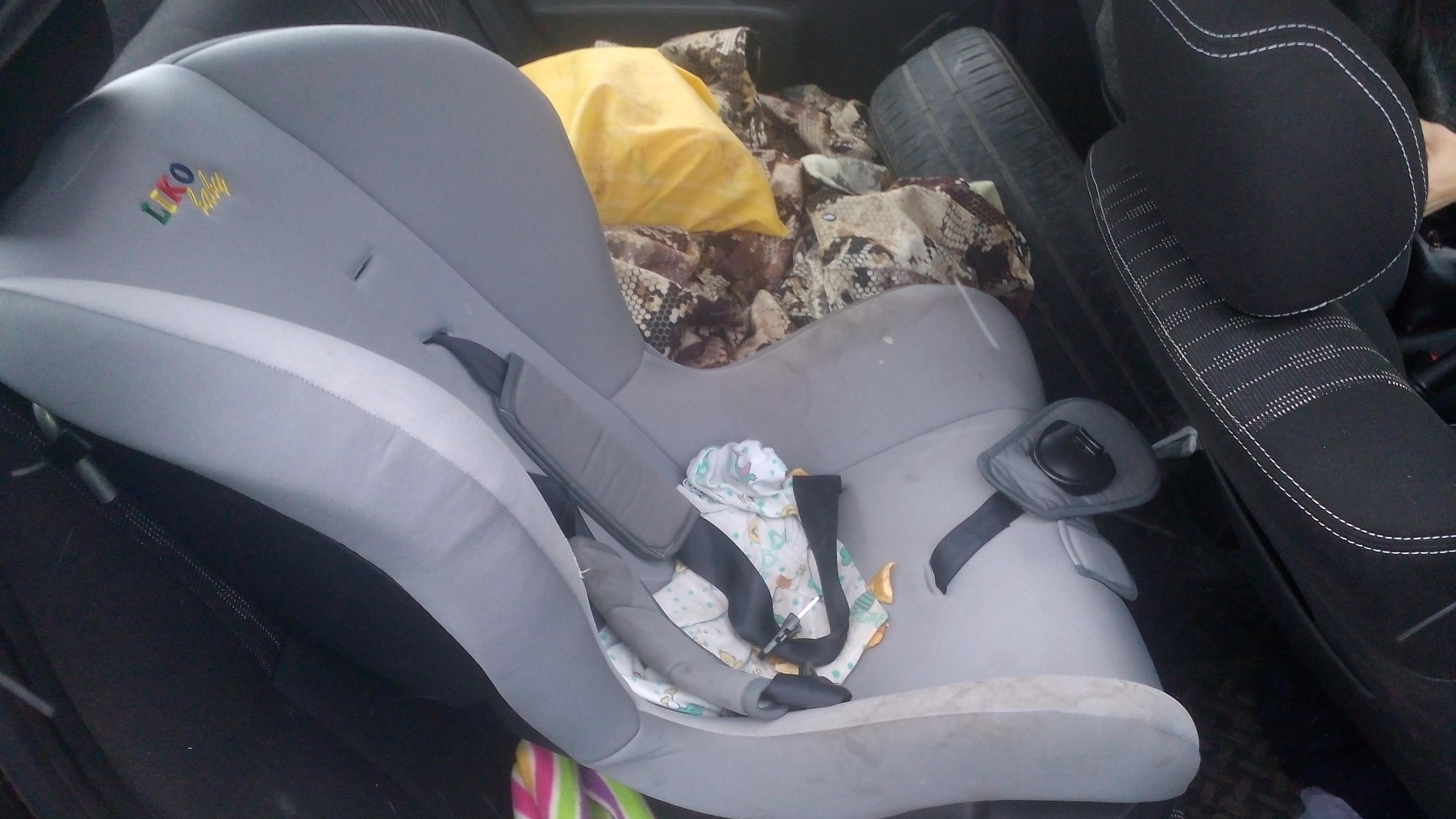 ВЧереповце бензовоз въехал виномарку, пострадал полуторагодовалый ребенок