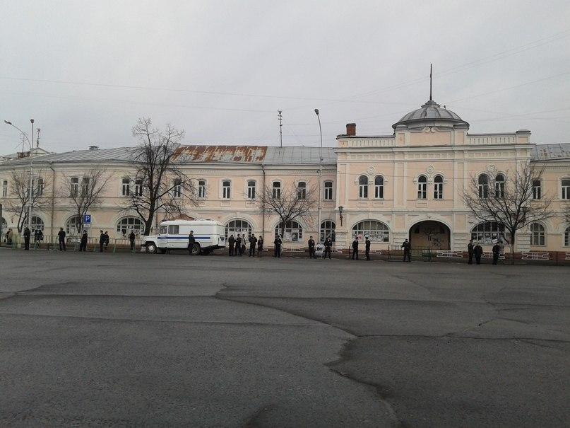 Обещанная реставрация бывшего здания поликлиники № 1 в Вологде так и осталась на бумаге