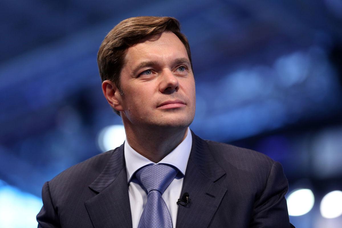 Владелец «Северстали» Алексей Мордашов награжден знаком отличия «За благодеяние»