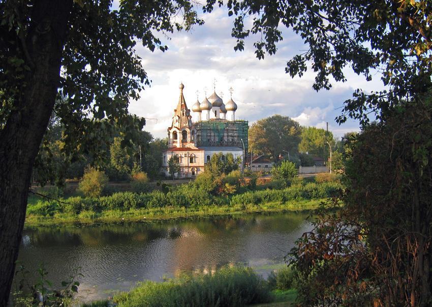 В храме Иоанна Златоуста в Вологде начался ремонт трапезной