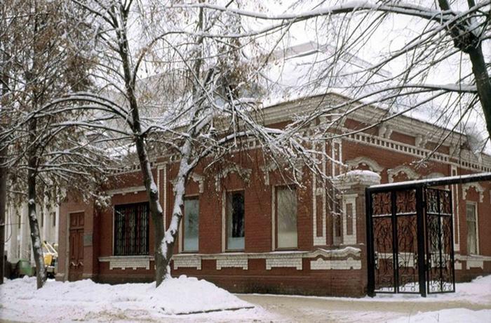 Департамент культуры Вологодской области все еще не попросил оставить льготы для мастерской Пантелеева