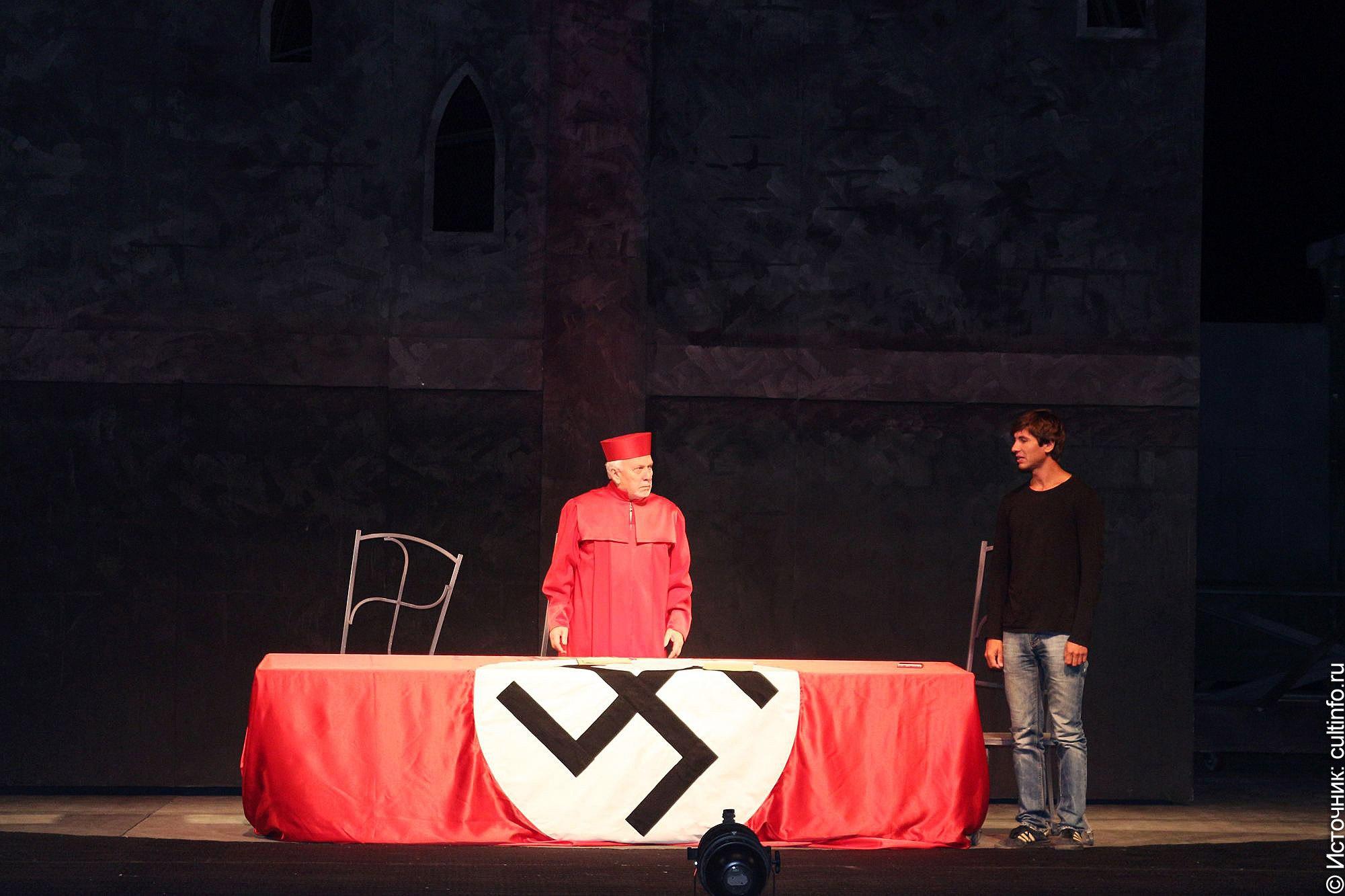 Новый сезон областной драматический театр откроет 17 октября
