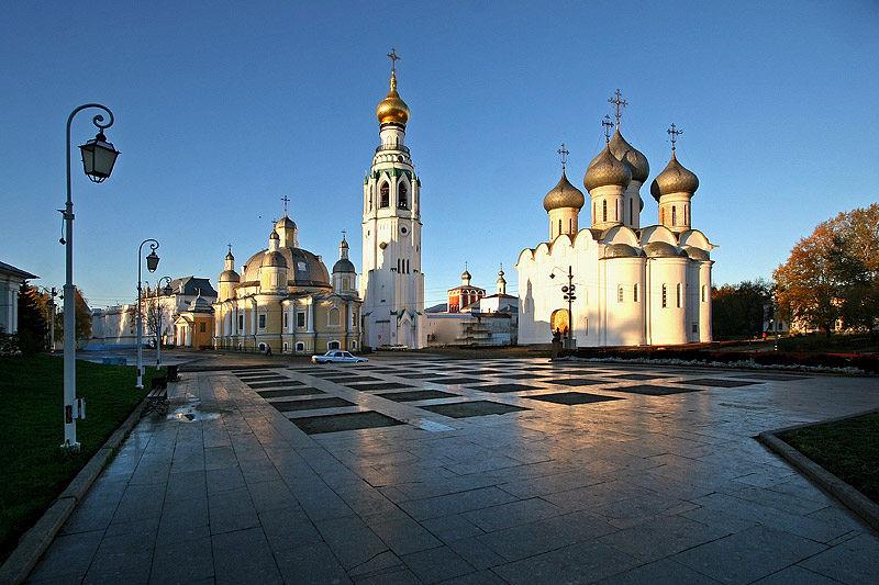 Вологда и Великий Устюг могут появиться на новых российских купюрах