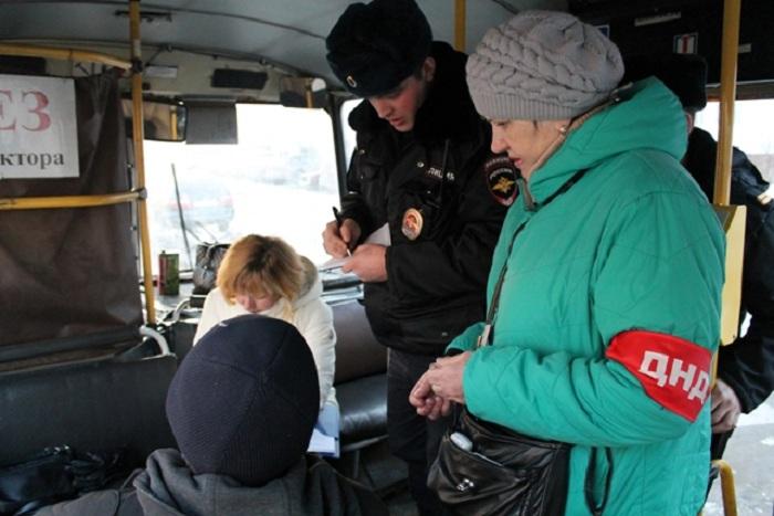 """""""Облавы"""" на безбилетников начались в Вологде"""