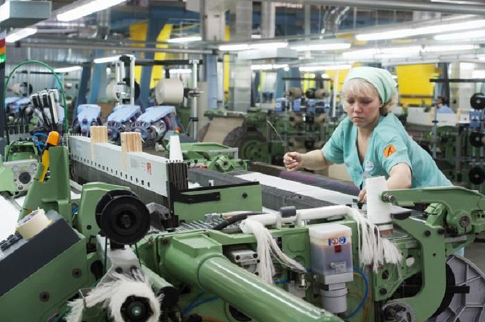 «Вологодский текстиль» возобновил свою работу после полутора лет простоя