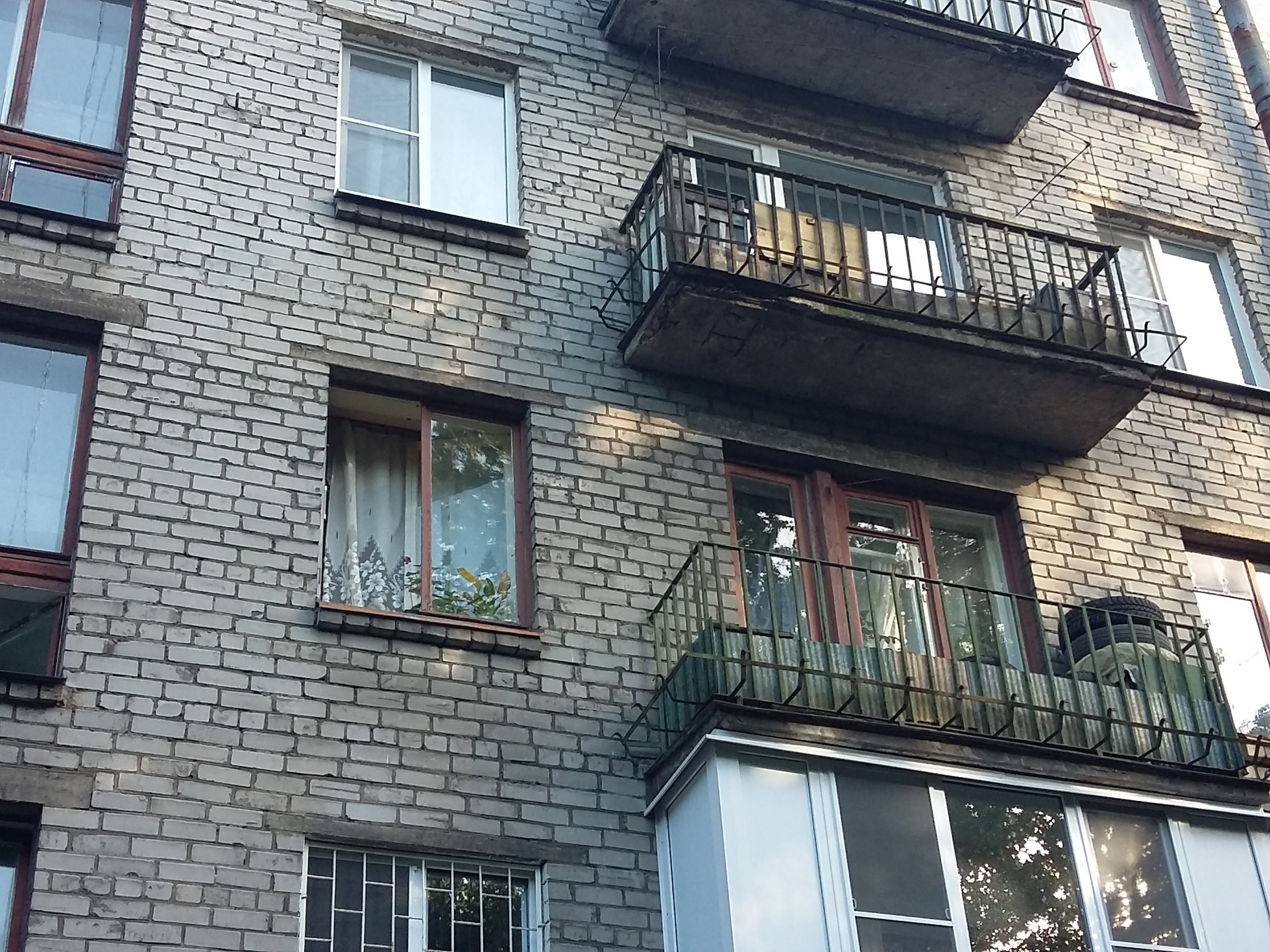 В Вологде пьяная внучка столкнула свою бабушку с балкона