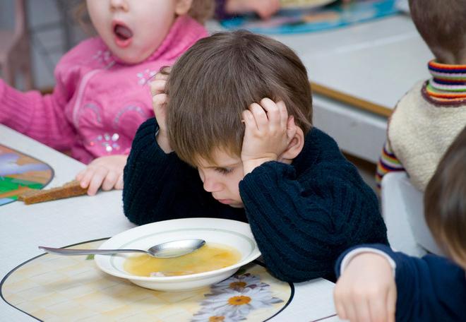 В детском саду №27 Вологды нашли нарушения в организации питания дошкольников