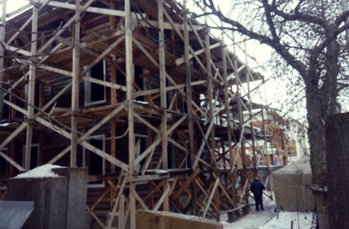 Реставрировать Дом кружевниц в Вологде будут «кровельщики» из Ярославля