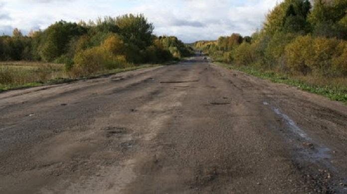 Трех дорожников наказали за выбоины на трассе «Чекшино-Тотьма-Никольск»
