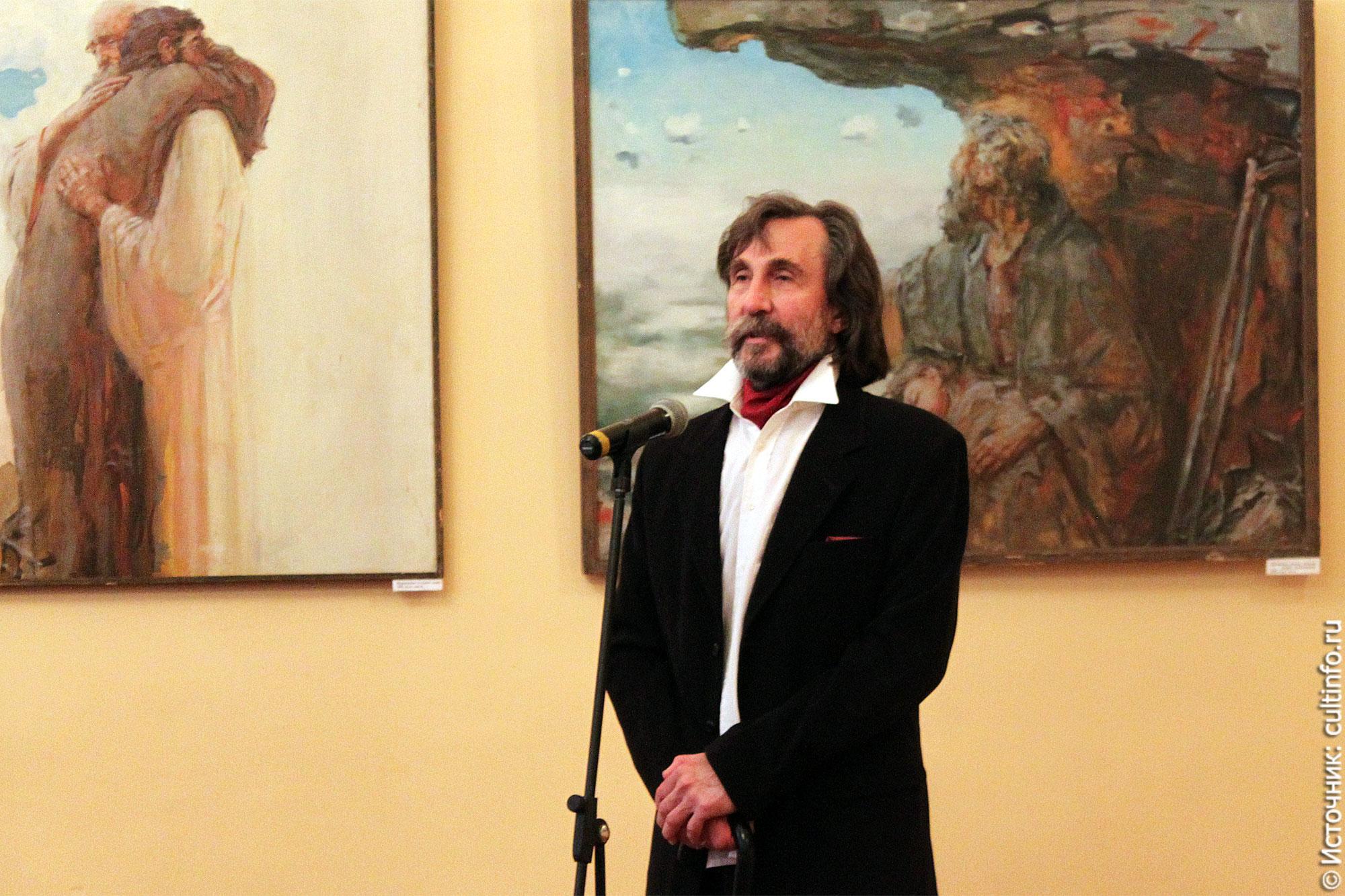 Выставка Михаила Копьева пройдет в московской галерее