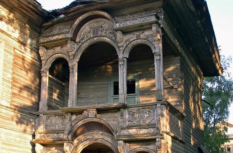 Дело об уничтожении «Дома со штурвалами» в Вологде закрыто за малозначительностью