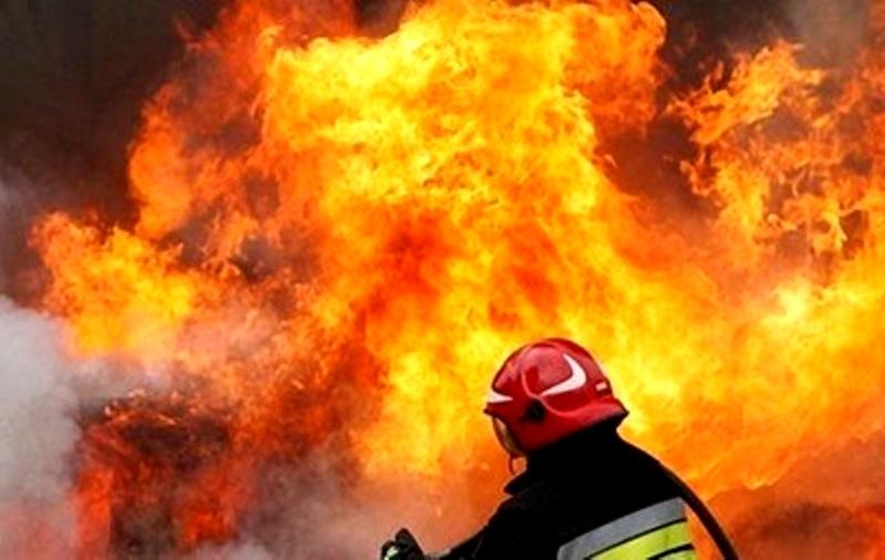 Вологжанка оставила в пожаре ребенка своей подруги:  ей назначили исправительные работы