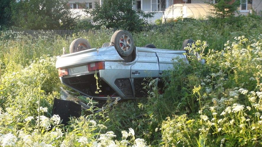 В Грязовецком районе пьяный водитель насмерть сбил пешехода