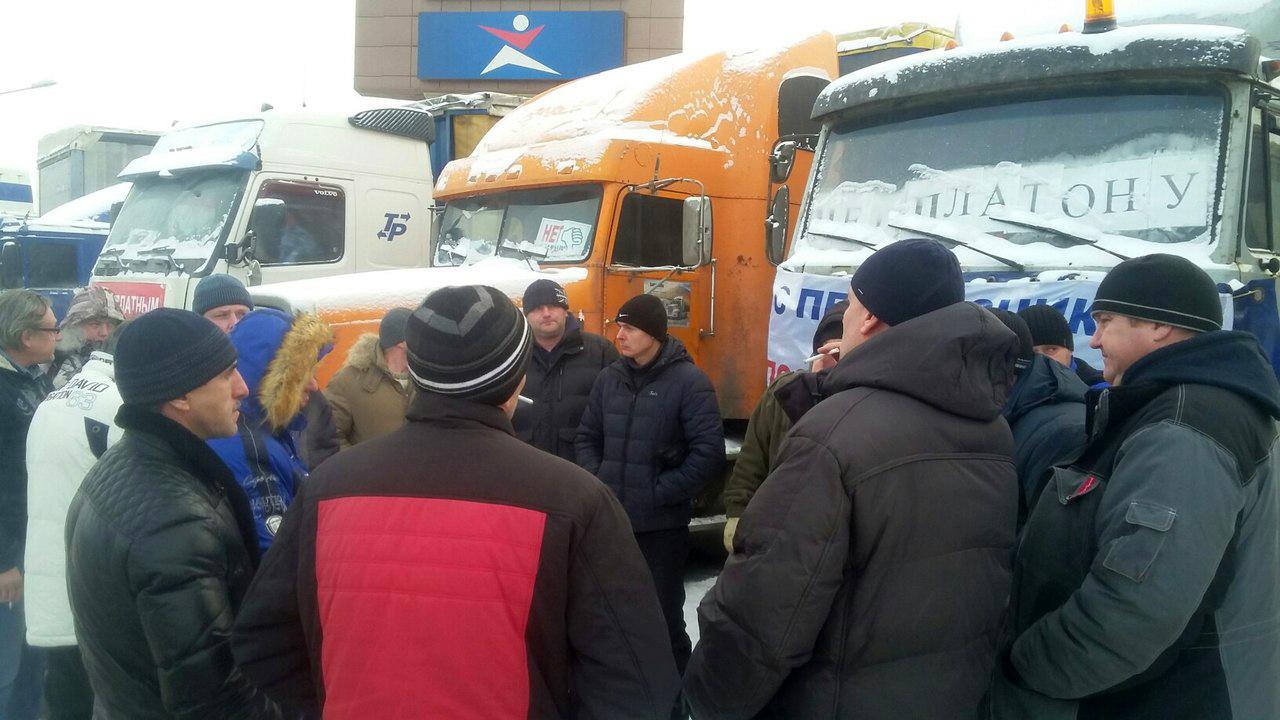 Неслитый протест: Сергей Городишенин рассказал о планах дальнобойщиков