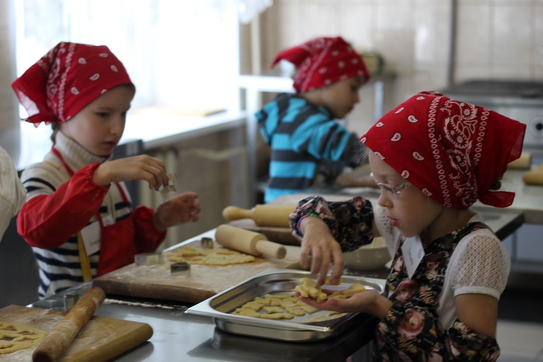 В Вологде открылась школа кулинаров для детей