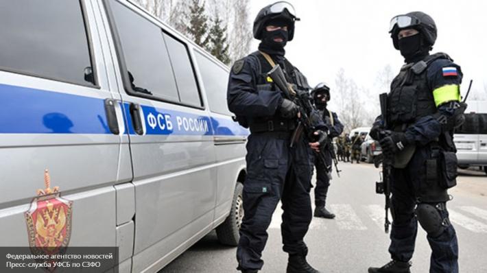 В Бабаевском районе сотрудники ФСБ задержали пять человек, подозреваемых в терроризме