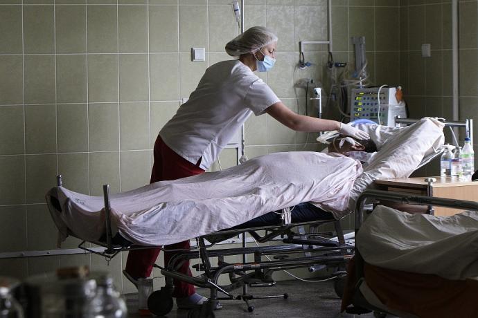 В Вологде мужчина умер от не выявленной вовремя пневмонии