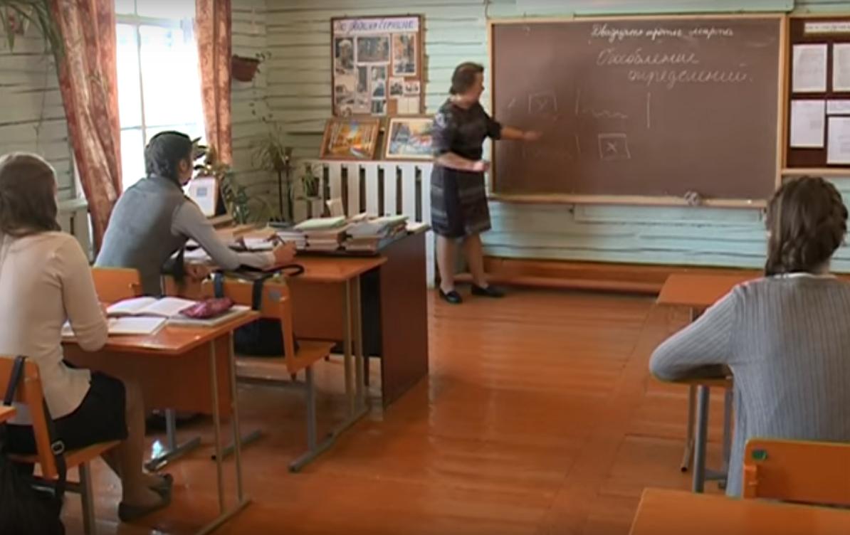 По пути оптимизации: старейшую в Вологодской области школу решили закрыть