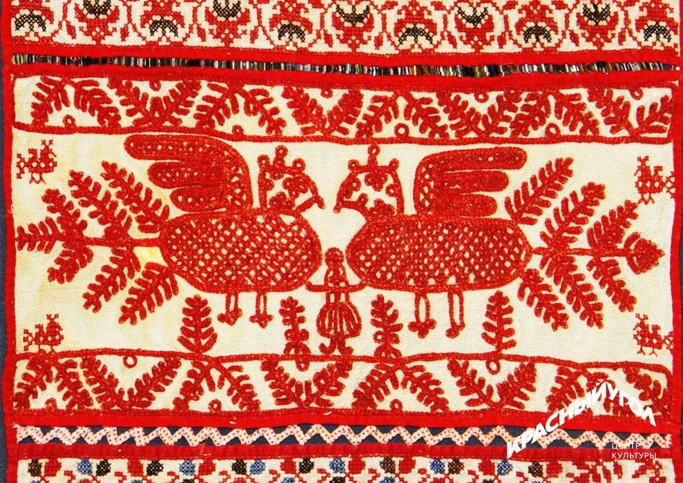 В Вологде откроется выставка русских полотенец из Вологодской губернии