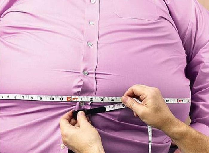 Больше половины жителей Вологодской области имеют избыточный вес или ожирение