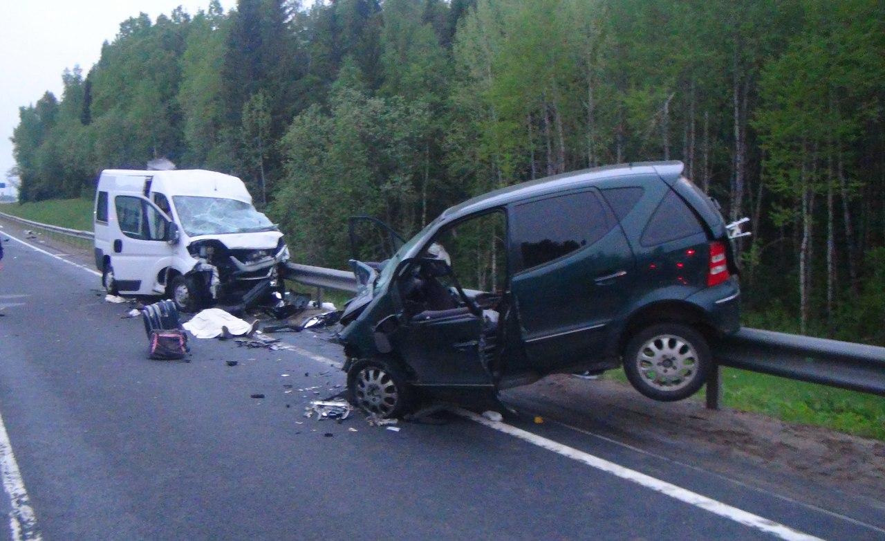 В Череповце возбудили уголовное дело в отношении директора «М-8», водитель которой устроил смертельное ДТП