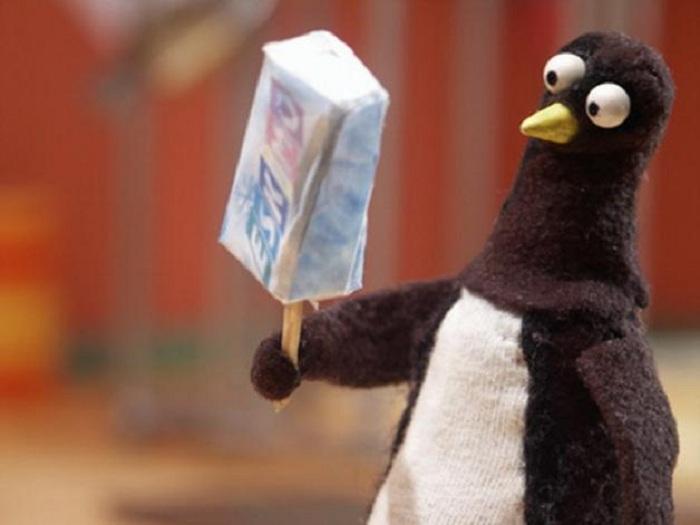 Вологжанин украл килограмм мороженого, надкусил его и выкинул