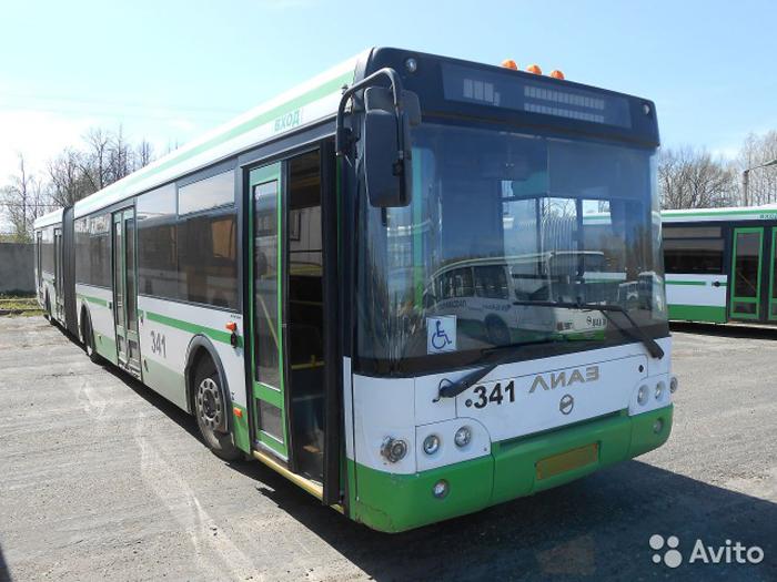 Вологодские автобусы выложили на Avito
