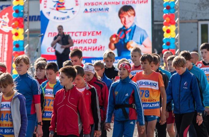 Вожегодские школьницы завоевали золото Всероссийских соревнований юных биатлонистов