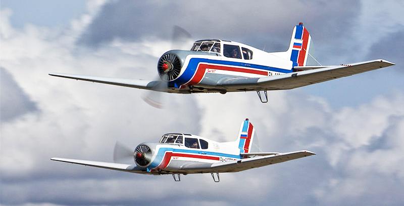 Вологодский ДОСААФ получил самолеты для обучения будущих пилотов