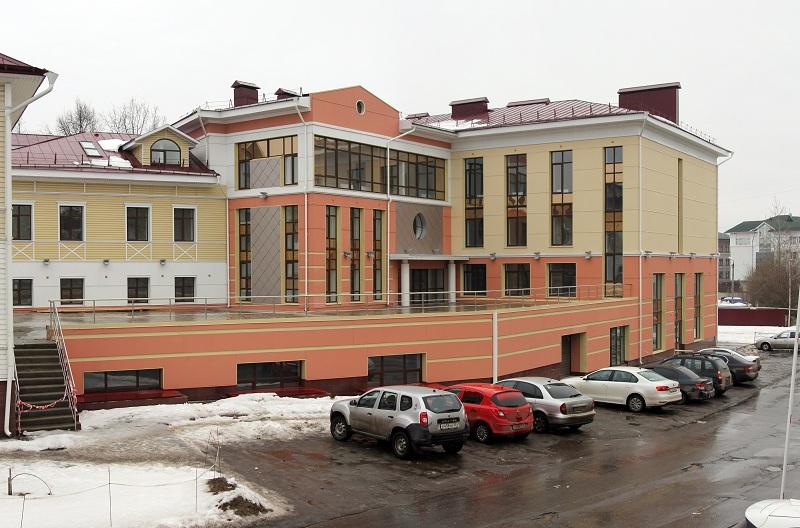 Пенсионный фонд прокомментировал свой переезд в новое здание в Вологде
