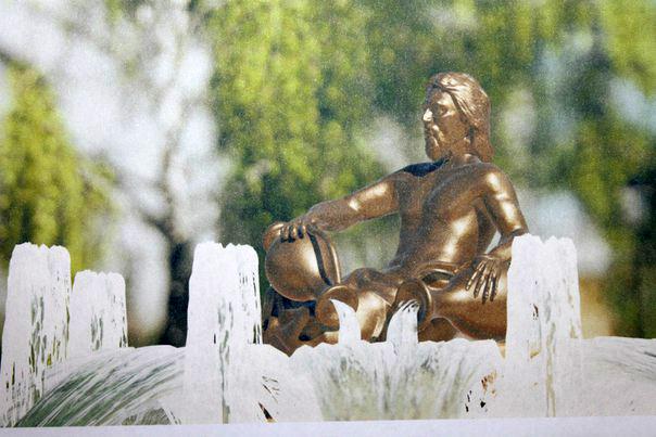 В одном из скверов Великого Устюга собираются установить фонтан
