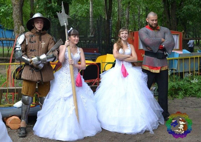 Свадебный фестиваль пройдет в Вологде в День города