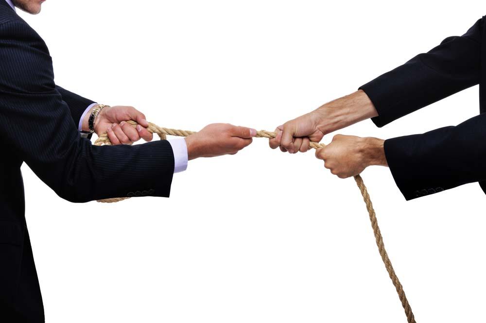"""Череповчане становятся заложниками в """"войне"""" управляющих компаний"""