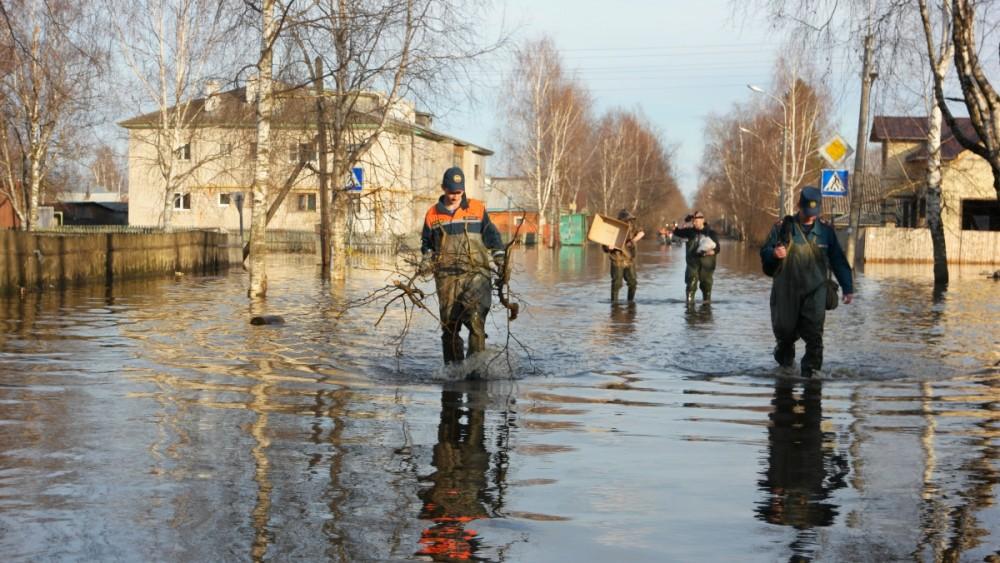 Больше полумиллиарда рублей необходимо для восстановления инфраструктуры Великоустюгского района