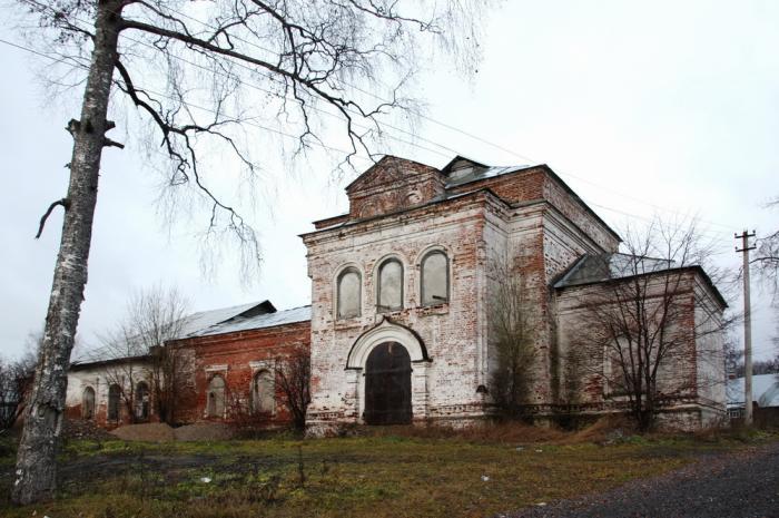 Здание церкви продают через