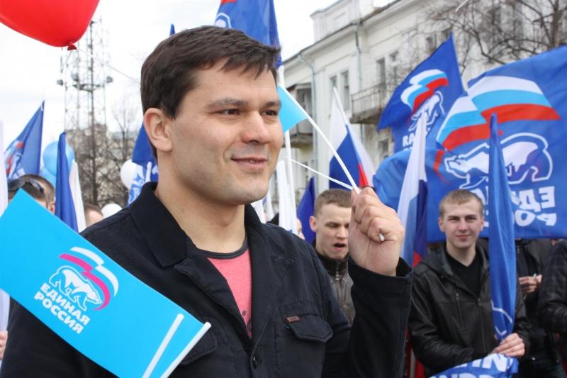 У главы Вологды появился еще один заместитель: им стал бывший депутат заксобрания Сергей Воропанов