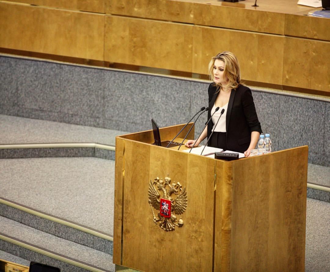 Актриса Мария Кожевникова собирается принять участие в выборах в Госдуму от Вологодской области