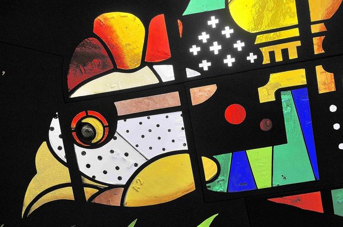 Выставка знаменитого монументалиста Ивана Лубенникова открылась в Вологде в «Доме Корбакова»