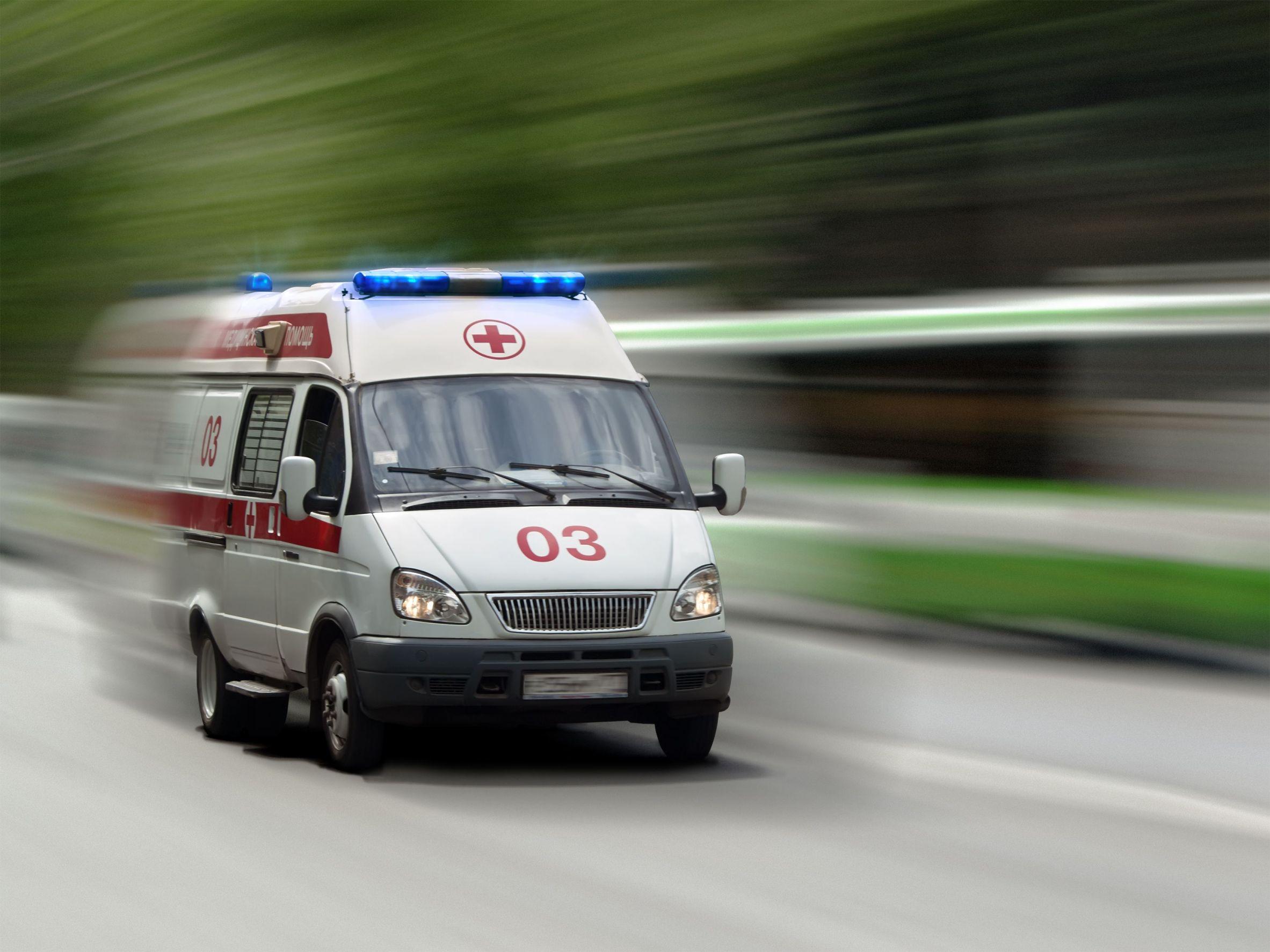 Пьяный житель Вологды напал на фельдшера «скорой помощи»