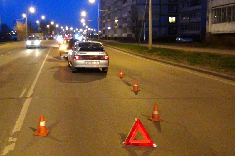 В Череповце ВАЗ сбил внезапно выбежавшего на дорогу ребенка