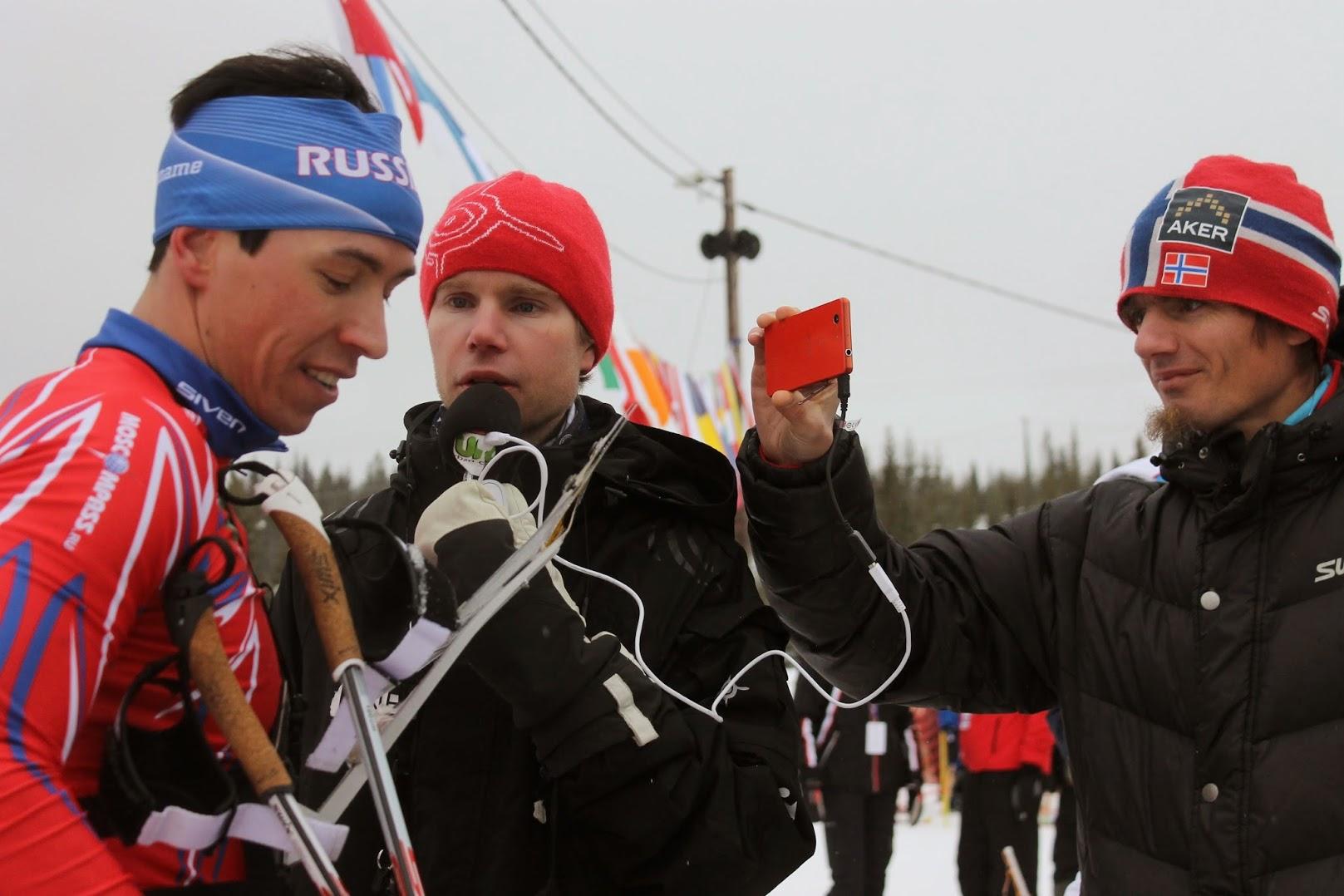 Череповчанин завоевал четыре медали на Чемпионате мира по спортивному ориентированию на лыжах