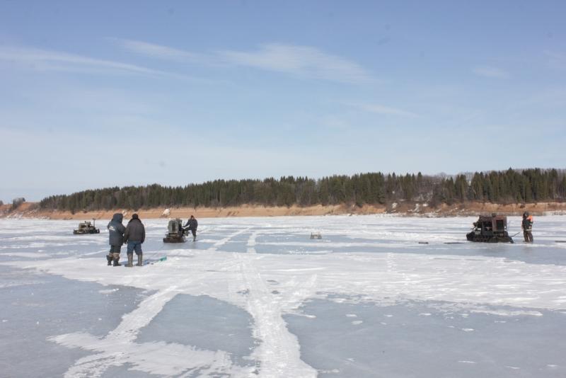 12 районов Вологодской области оказались в зоне паводкового риска