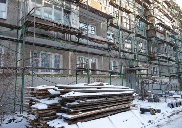 Капремонт в 2015 году обещают сделать в 250 домах в Вологодской области