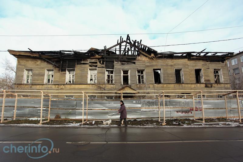 В Череповце решили воссоздать два старинных дома